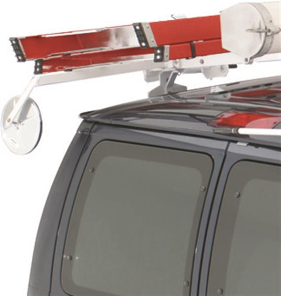 Ladder Rack on Van
