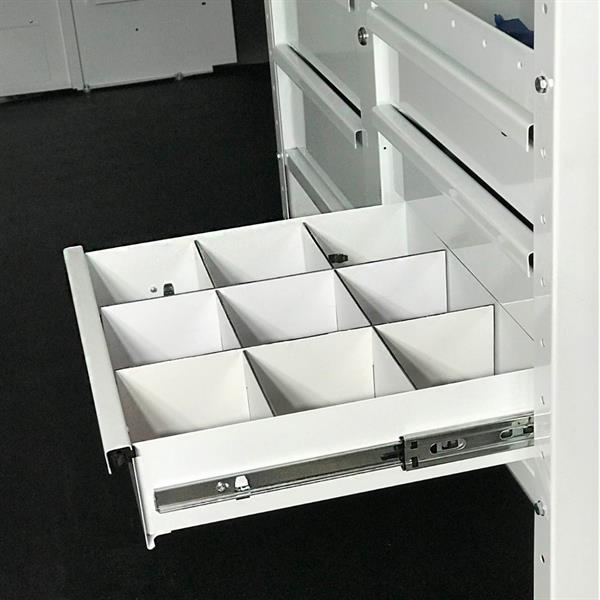 Custom Drawer Divider System