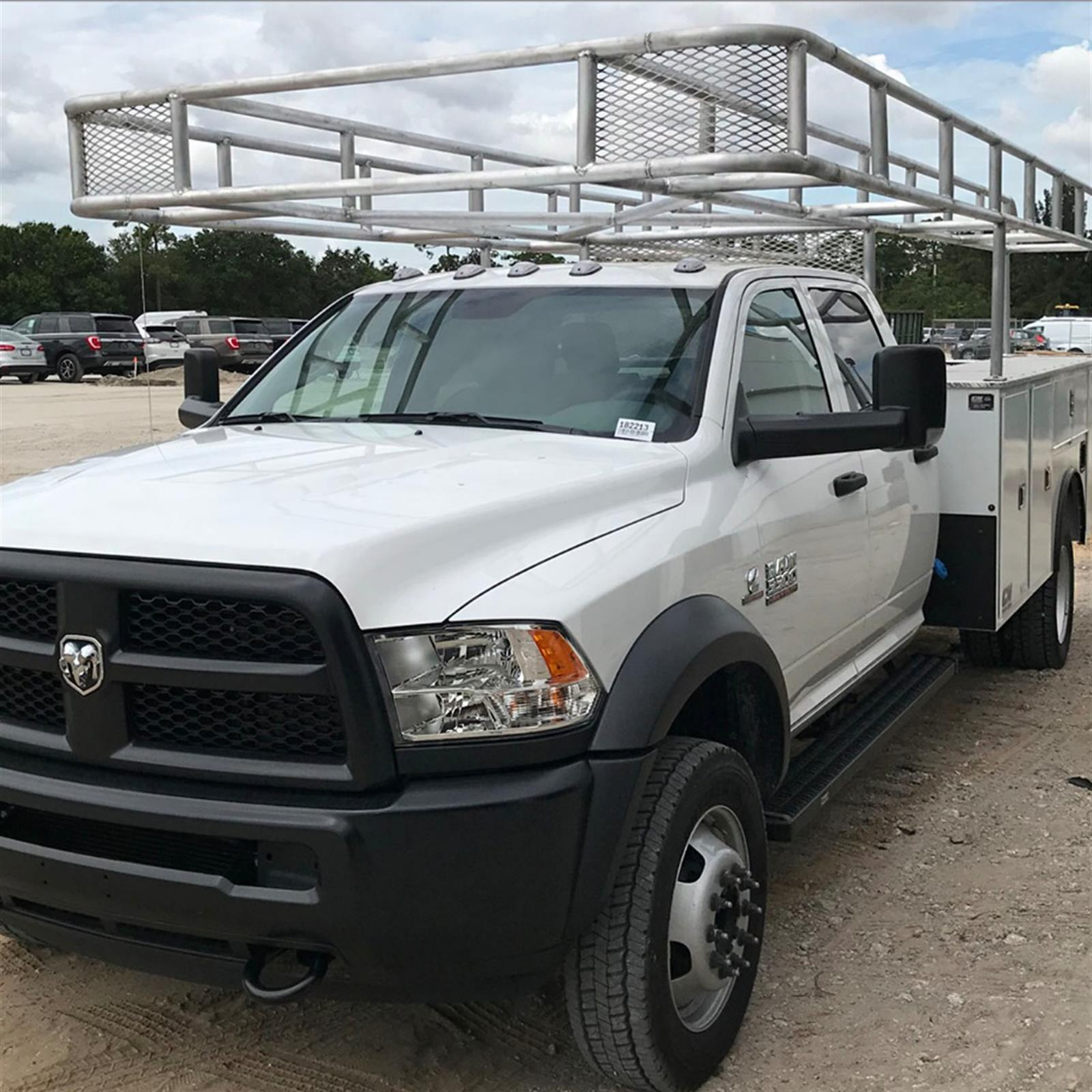 Custom Ladder Rack
