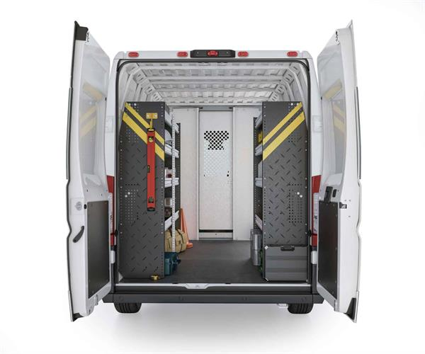 Ram Promaster RPS 10 Rear View