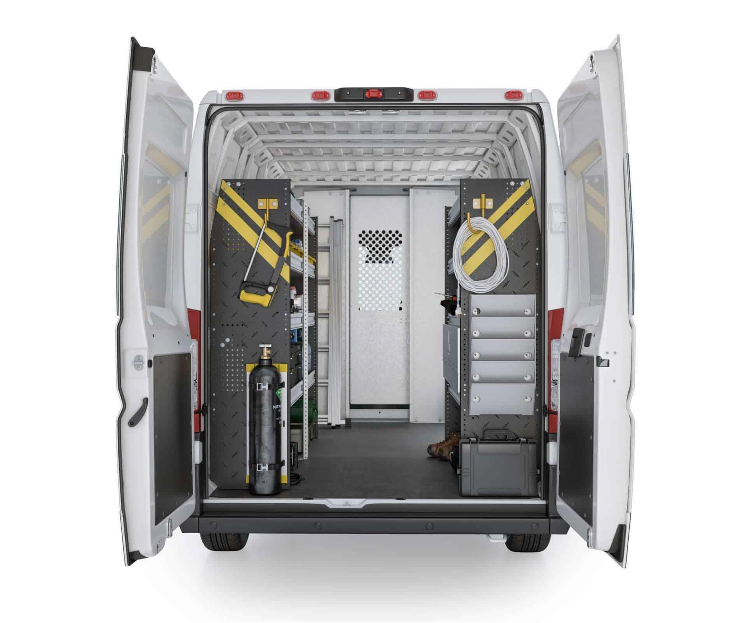 Ram Promaster 12 RPS 12 Rear View